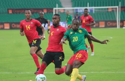 Mozambique / Cameroun (Qualifications CAN 2021) en direct lundi sur beIN SPORTS !