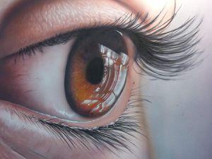 FORMATION AEROGRAPHIE NANTES : Etude du regard