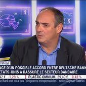 Olivier Delamarche: « On sait aujourd'hui que les banques sont encore plus à risque qu'en 2008 »