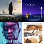 Les nominations des 74èmes Golden Globes : Les scores, a playlist by lamusiquedefilm on Spotify