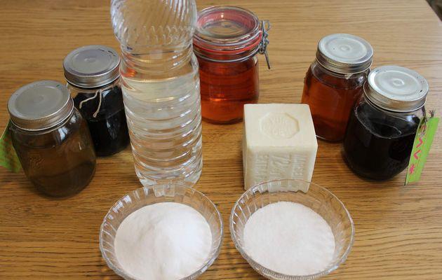 Moins de produits toxiques