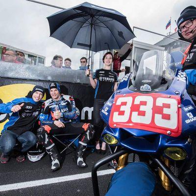 Podium SST pour le Yamaha Viltaïs Experiences et O. Depoorter aux 24h du Mans 2017 !