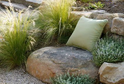 rock and pillow make