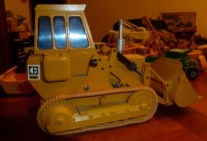 Une autre collection: Engins de chantier miniature