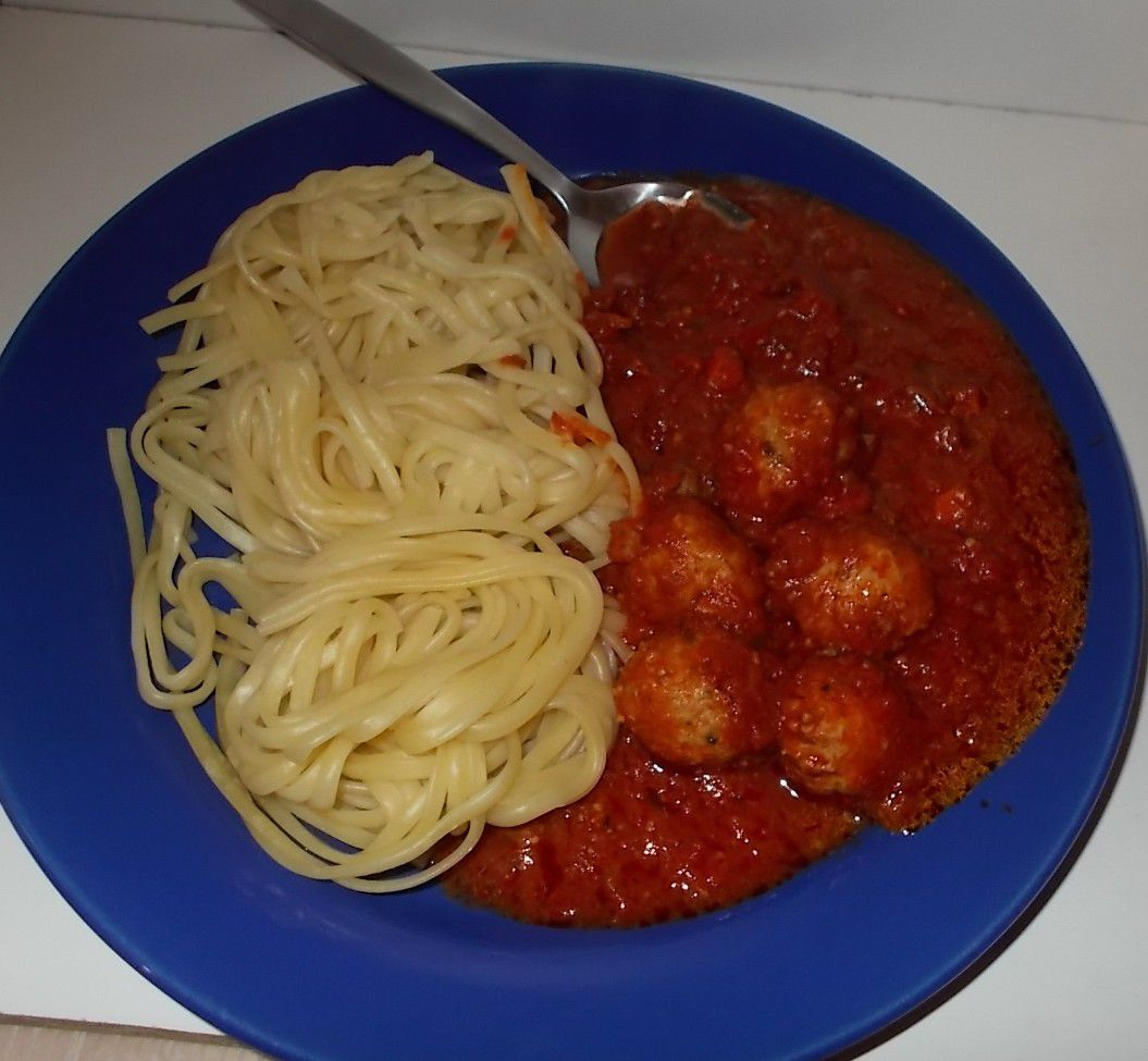 YouCook Pasta Bolognese Meatballs