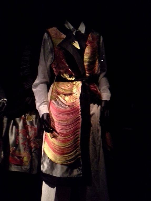 Dries Van Noten aux Arts Decoratifs : inspirations, du 1er mars au 31 aout