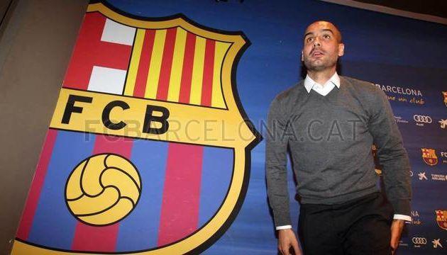 Pep Guardiola, el sueño hecho realidad
