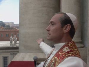 The Young Pope avec Jude Law