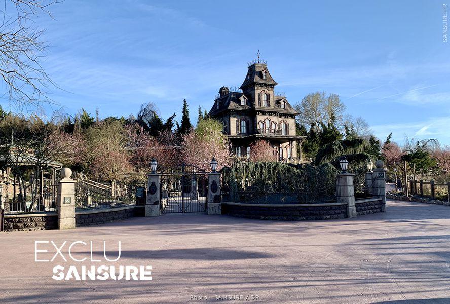 Les images de Disneyland Paris totalement vidé de ses visiteurs ! (Diaporama et vidéo) #DisneylandParis