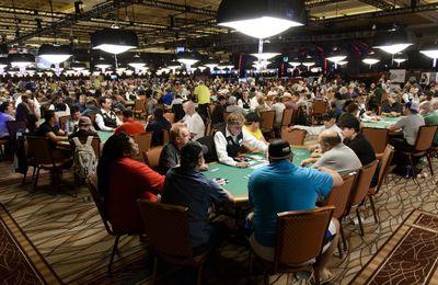 WSOP 2015 : plus de 22.000 joueurs pour un seul tournoi