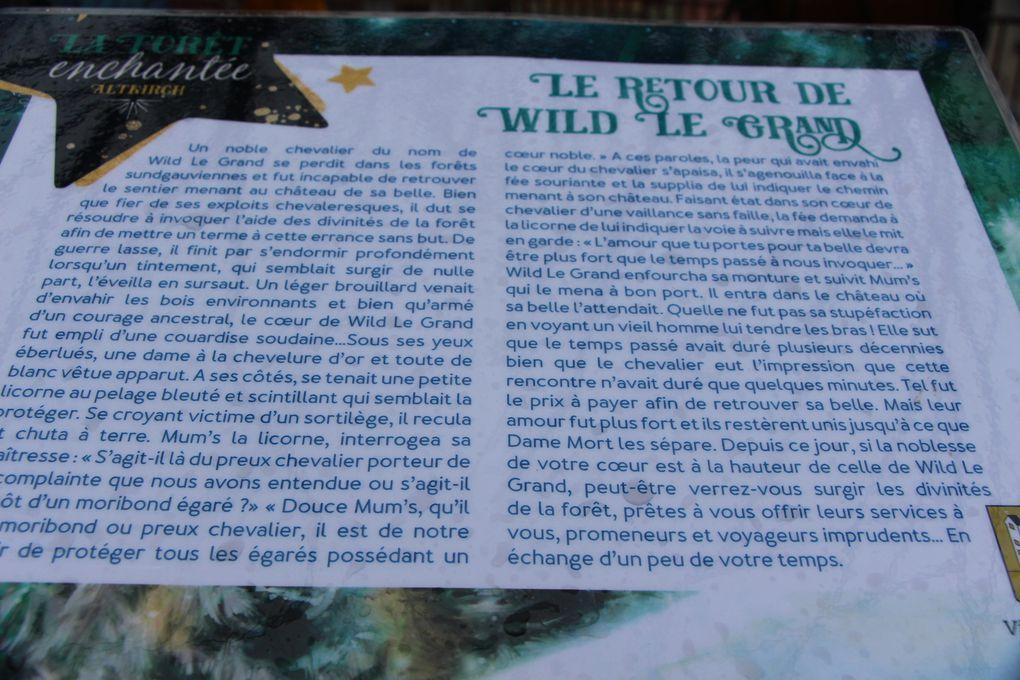 La Forêt enchantée d' Altkirch - 1ère partie