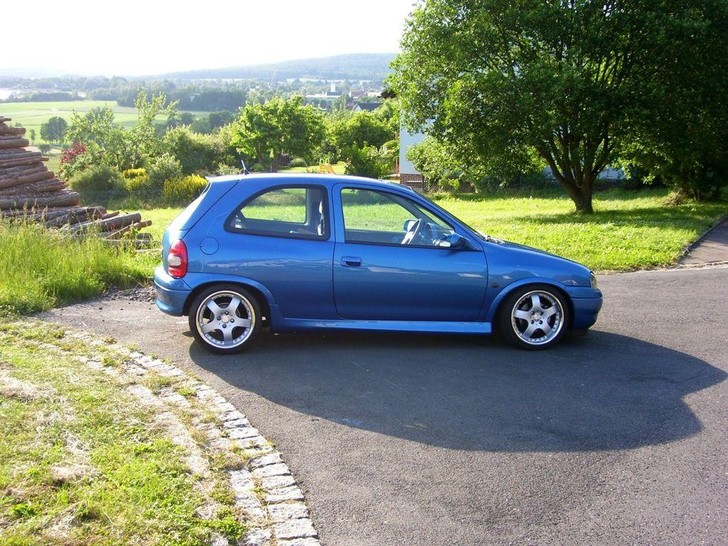 Opel Corsa B 1,0 12V 2,0 16V X20XEV