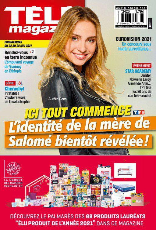 La une des nouveaux numéros de la presse TV : Laurence Boccolini, Catherine Marchal, Faustine Bollaert...