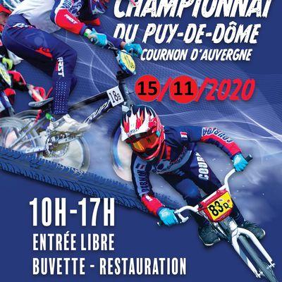 Championnat du Puy de Dôme : ANNULÉ