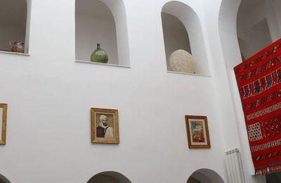 "Dar El Alia ""céramique Djerboua"""