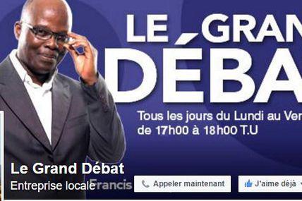 #GrandDébatAfrica1 / L.Sarmarkhbash, B.Sankara, F.Atchadé, B.Badie, T.Flichy de Neuville