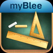 myBlee, l'application d'apprentissage nouvelle génération / Application iPad