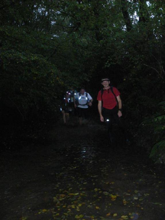 Reconnaissance finale du 30 kms