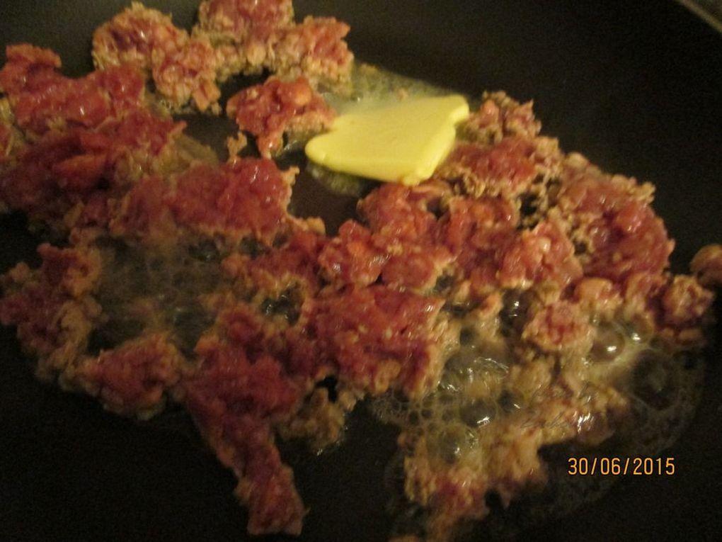 Kabab bil karaz (viande d'agneau aux cerises)