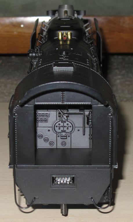 MTH Premier Union Pacific FEF 4-8-4 Northern la légende ferroviaire