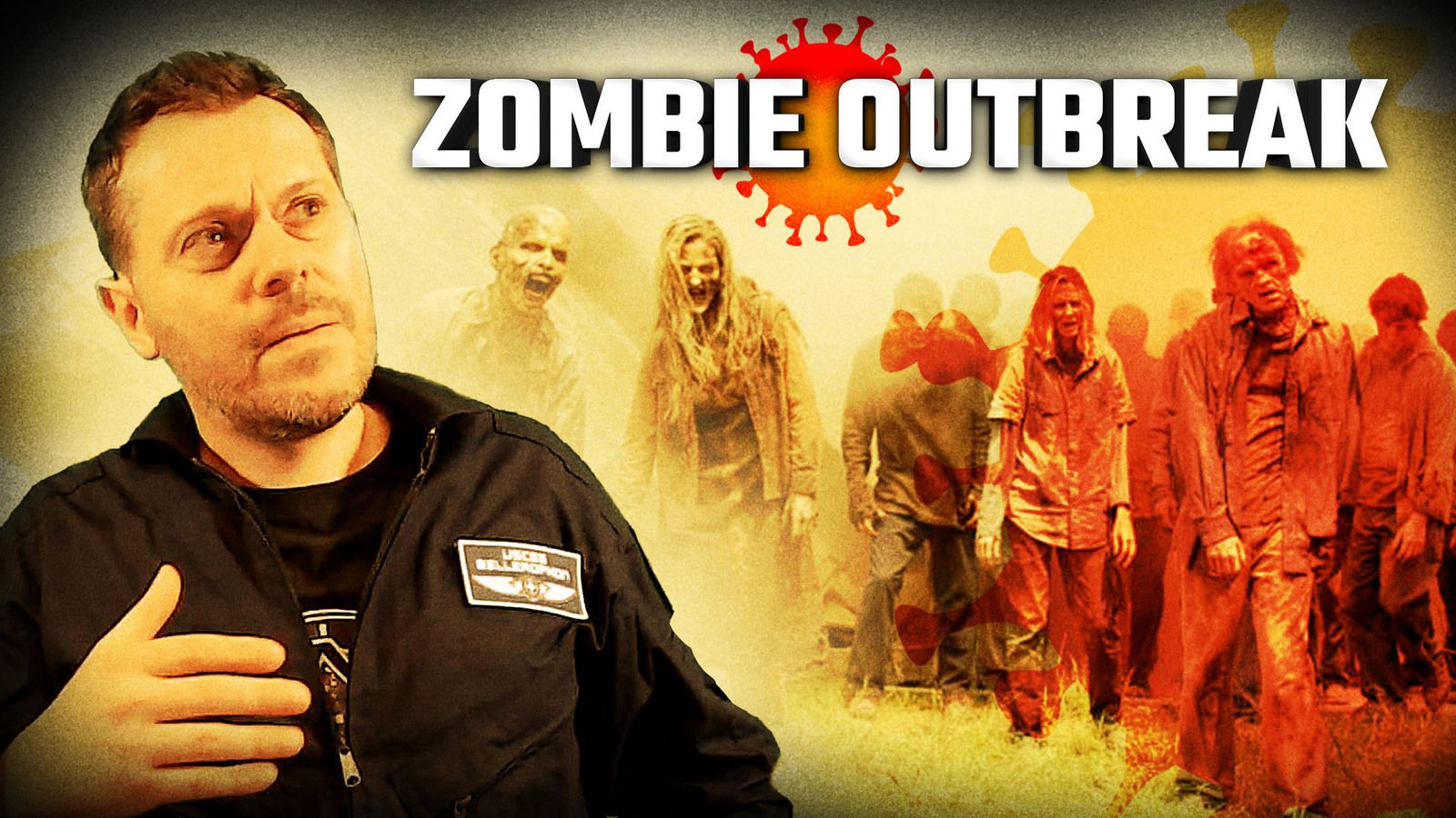 😷 ZOMBIE OUTBREAK : How Would A Zombie Apocalypse Look Based On Coronavirus Pandemic ?