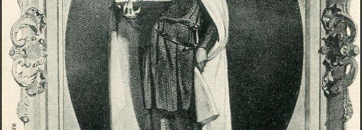 Saint Géraud Saint  patron d'Aurillac