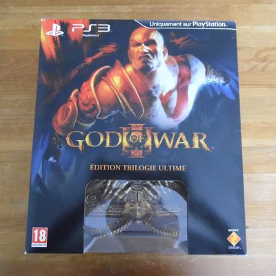 GOD OF WAR 3 COLLECTOR
