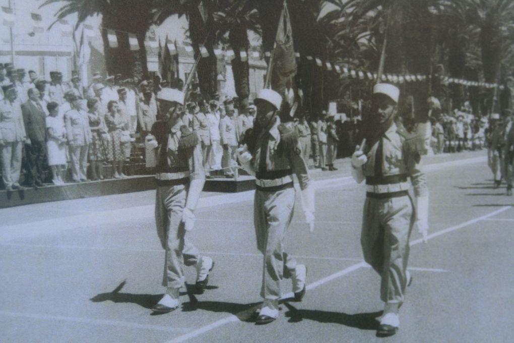 Capitaine Petit – En Algérie – 1.