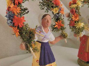 La danse des jardinières