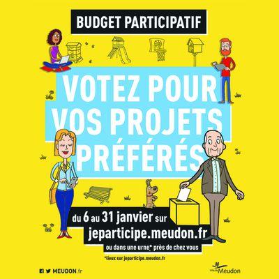 Budget participatif: votez pour les projets en lien avec l'école