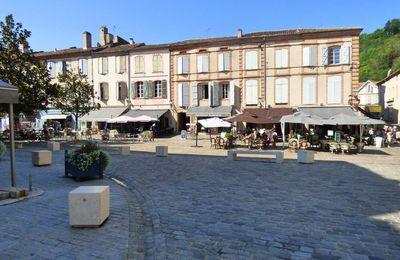 Une balade dans Moissac/ Tarn et Garonne.
