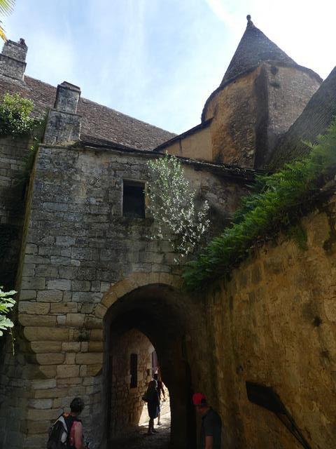Un circuit vers La Roque Gageac