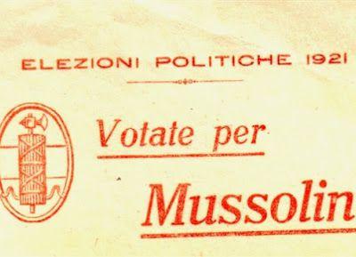 Une journée particulière : Les 100 ans du Fascisme au Parlement .