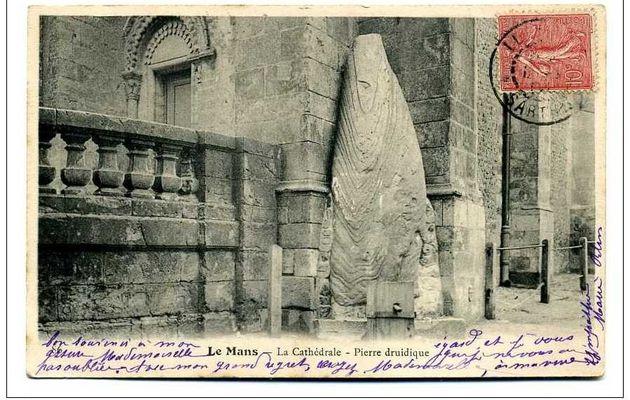 La Wouivre, les Menhirs, Les Cathedrales et les energies du lieu