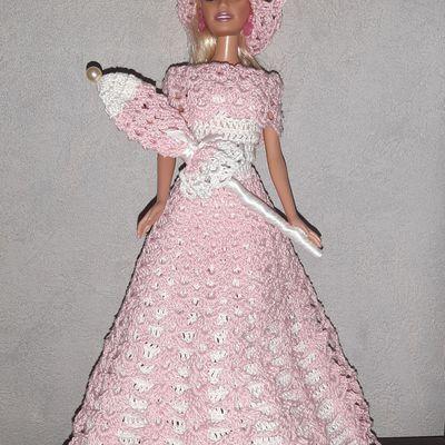 Barbie Pompadour