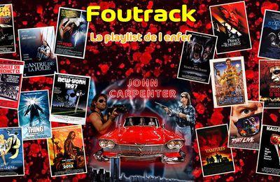 🎙️ [PODCAST] FOUTRACK, LA PLAYLIST DE L'ENFER #10 - JOHN CARPENTER