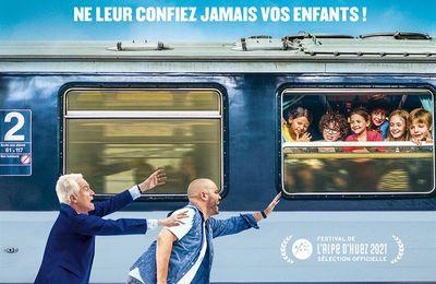 Attention au départ ! (BANDE-ANNONCE) avec André Dussollier, Jérôme Commandeur, Jonathan Lambert - Le 18 août 2021 au cinéma
