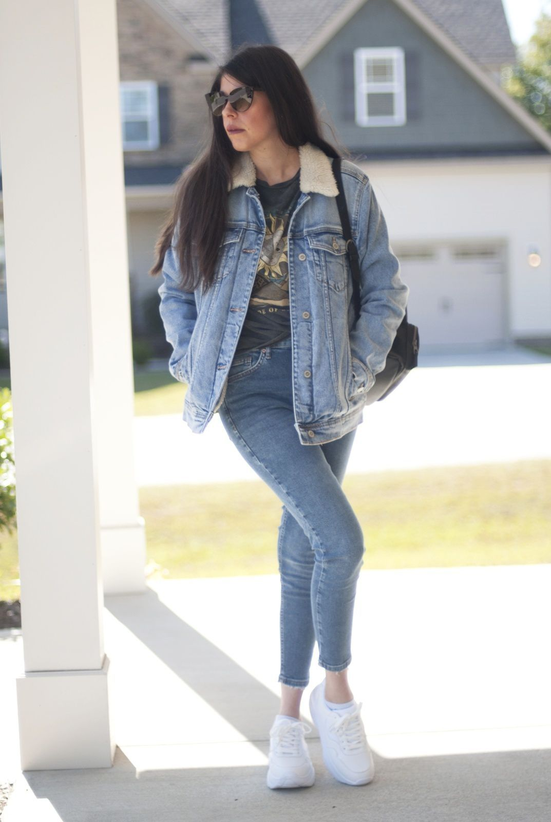 THE WINTER DENIM JACKET