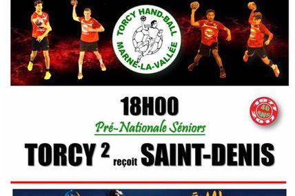THBMLV 2 vs La Dionysienne (Pré-Nationale) 08.10.2016