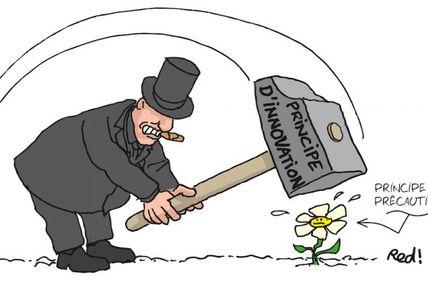 Recherche, progrès, innovation, développement, croissances, sous couvert de science, l'idéologie rationaliste suicidaire.