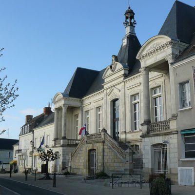 Tout savoir sur la ville de Sainte-Maure-de-Touraine (plan, histoire, population, mairie)