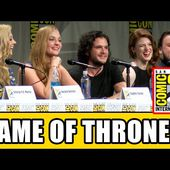 Game of Thrones SDCC Official Comic Con Panel 2014