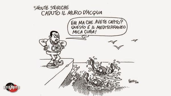 VAURO E CARANAS - Buonasera