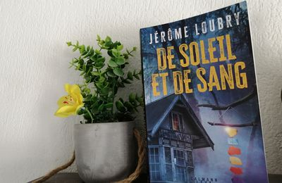 DE SOLEIL ET DE SANG de Jérôme LOUBRY
