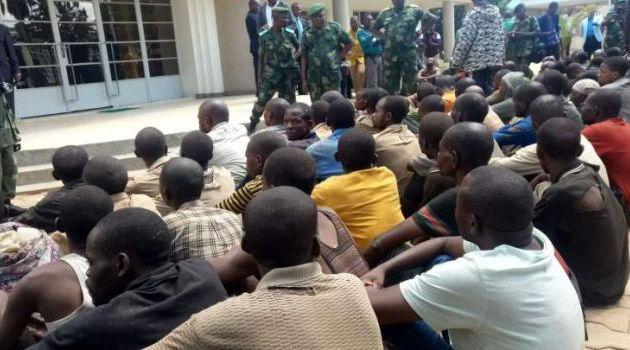 Le Burundi a extradé vers la RDC des hommes armés qui sèment l'insécurité