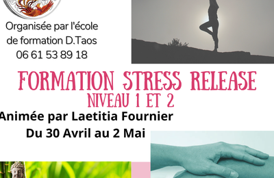 Formation Stress Release 2/3