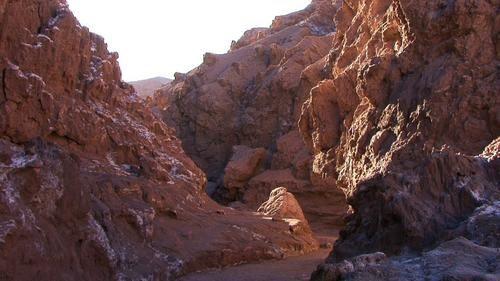 Chili et le désert d'Atacama : vers la vallée de la lune