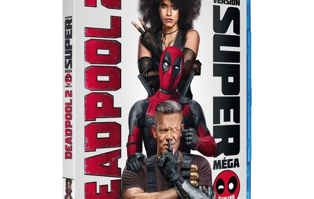[REVUE CINEMA BLU-RAY] DEADPOOL 2