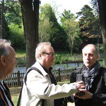 Album - Sortie Parc Montsouris avec notre ami Gérard