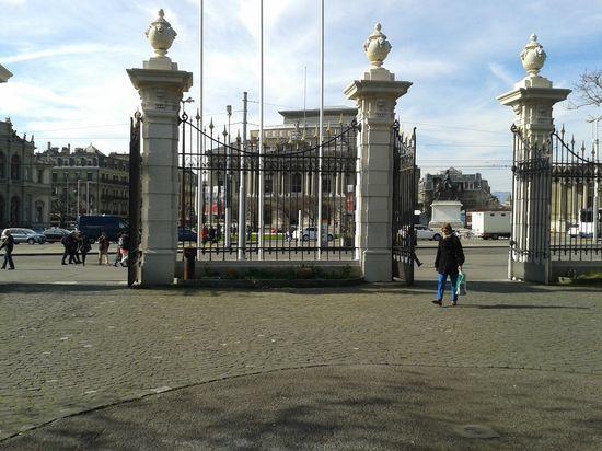 Porte des bastions